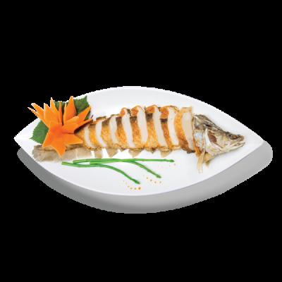 Cá thát lát rút xương Hậu Giang